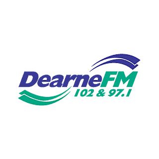 Dearne FM 102 & 97.1 Radio Logo