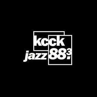 KCCK 88.3 FM Radio Logo