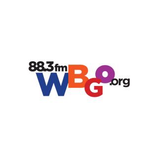 WBGO 88.3 FM Logo