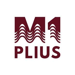 M-1 Plius Radio Logo