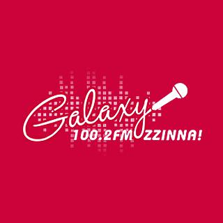 100.2 Galaxy FM Logo