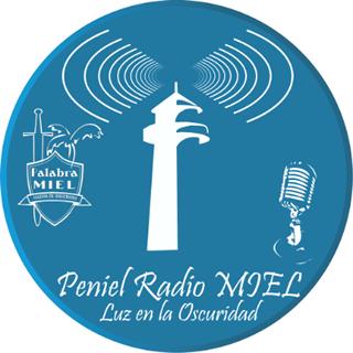 Peniel Radio MIEL Radio Logo