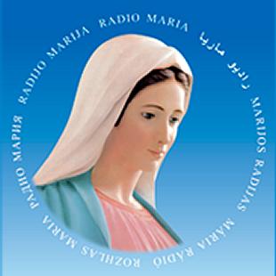 Radio Maria Ukraine Logo