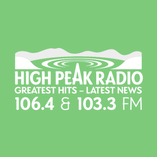 High Peak Radio Logo