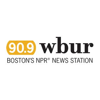WBUR 90.9 FM Logo