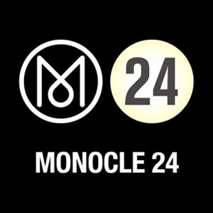 Monocle 24 Logo