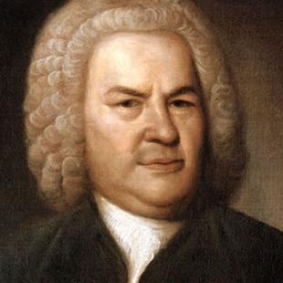 Radio Art - Johann Sebastian Bach Logo