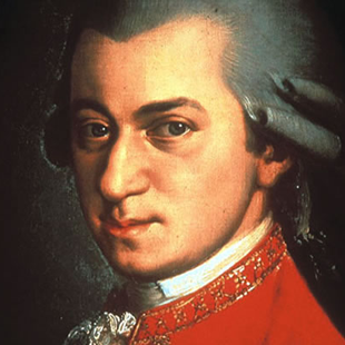 Radio Art - Wolfgang A. Mozart Logo