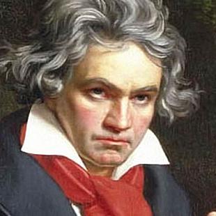 Radio Art - Ludwig Beethoven Logo
