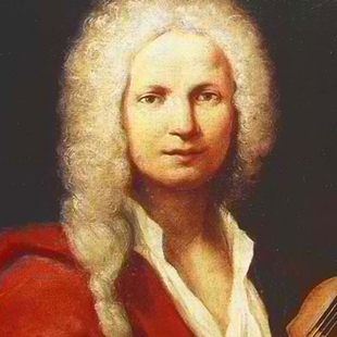 Radio Art - Antonio Vivaldi Logo