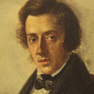 Radio Art - Frederic Chopin Logo