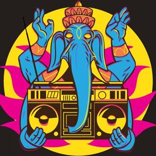 SomaFM - Suburbs of Goa Logo