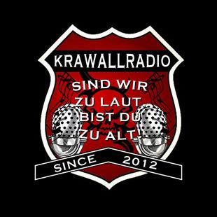 Krawallradio Logo