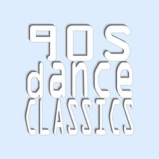 Radio 90s Dance Classics Logo