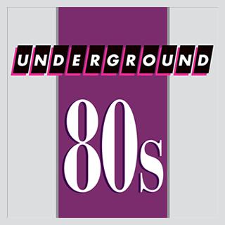 SomaFM - Underground 80s Logo