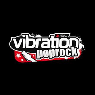 Vibration PopRock Logo