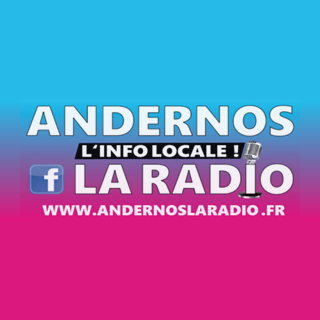 Andernos La Radio Logo