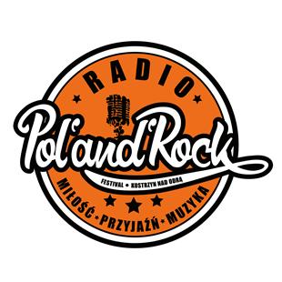 Radio Pol'and'Rock Logo