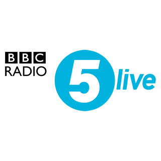 BBC Radio - 5 live Logo