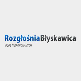 Rozgłośnia Błyskawica - Głos Niepokonanych w Warszawie Logo
