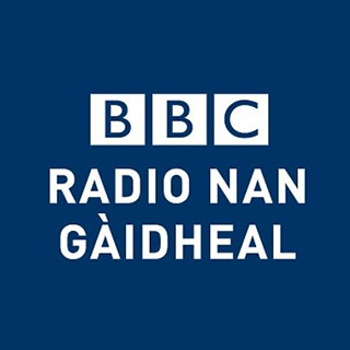 BBC Radio - Nan Gàidheal Logo