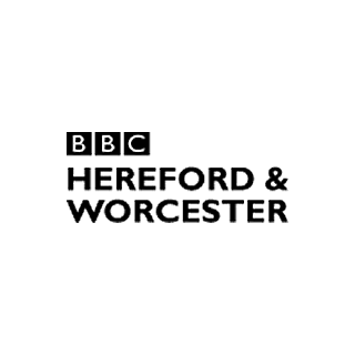 BBC Radio - Hereford & Worcester Logo