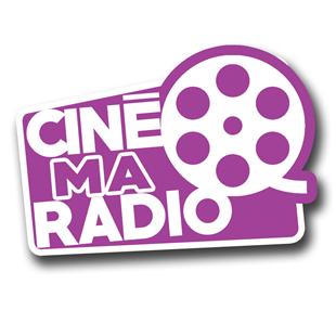 CinéMaRadio Logo