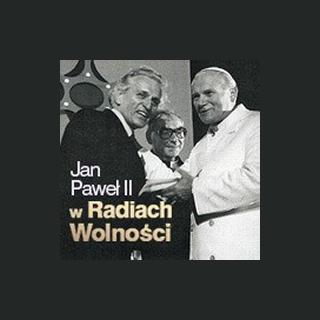 Polskie Radio - Jan Paweł II w Radiach Wolności Logo