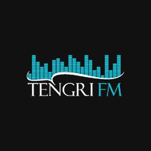 Tengri FM Radio Logo