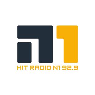 Hit Radio N1 92.9 FM Logo