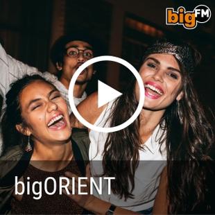 bigFM - Orient Logo