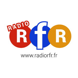 Radio RFR Frequence Retro Logo