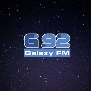 Galaxy 92 (Athens) Logo