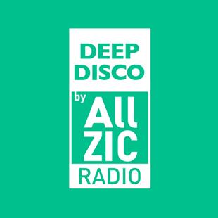 Allzic Deep Disco Logo