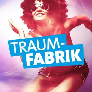 RPR1. Traumfabrik Radio Logo