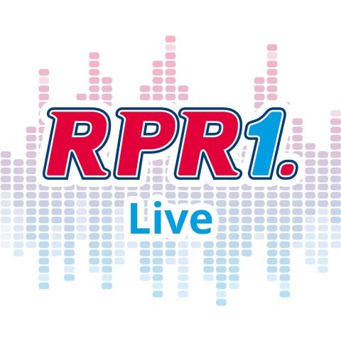 RPR1. LIVE Radio Logo