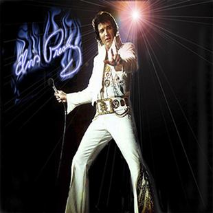 Miled Music - Elvis Presley Logo