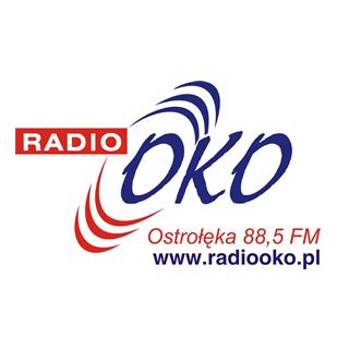 Radio OKO - Ostrołęka Logo