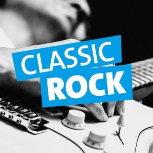 RPR1. Classic Rock Radio Logo