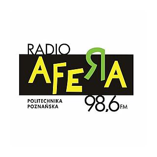 Radio Afera Logo