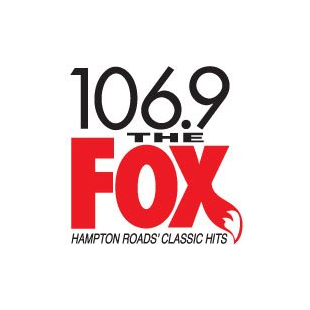 106.9 The Fox Radio Logo