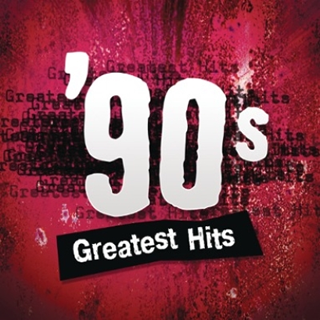 90s All Time Greatest Logo