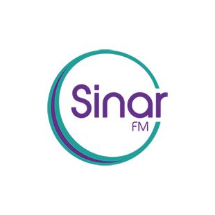 Sinar FM 96.7 Logo