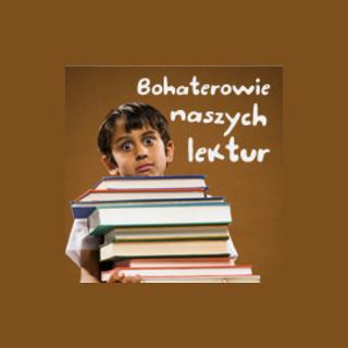 Polskie Radio - Bohaterowie naszych lektur Logo