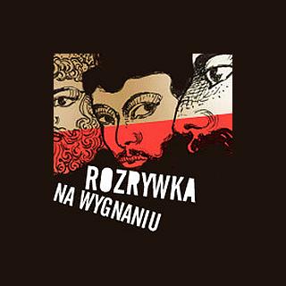 Polskie Radio - Rozrywka na wygnaniu Logo