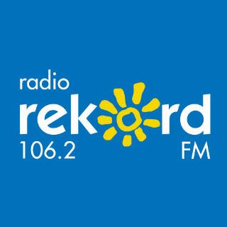 Radio Rekord Radom Logo