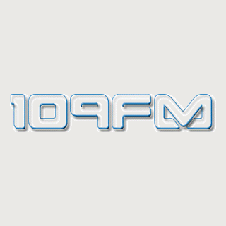 109.0 FM - 109fm Ukrainian Logo