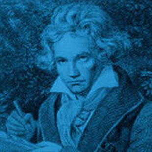Klassik Radio - Pure Beethoven Logo