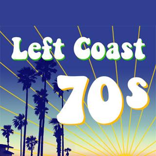 SomaFM - Left Coast 70s Logo