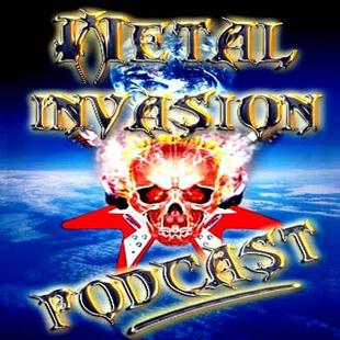 Metal Invasion Radio Radio Logo